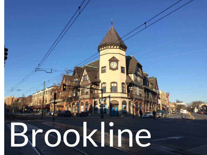 Brookline Coolidge Corner