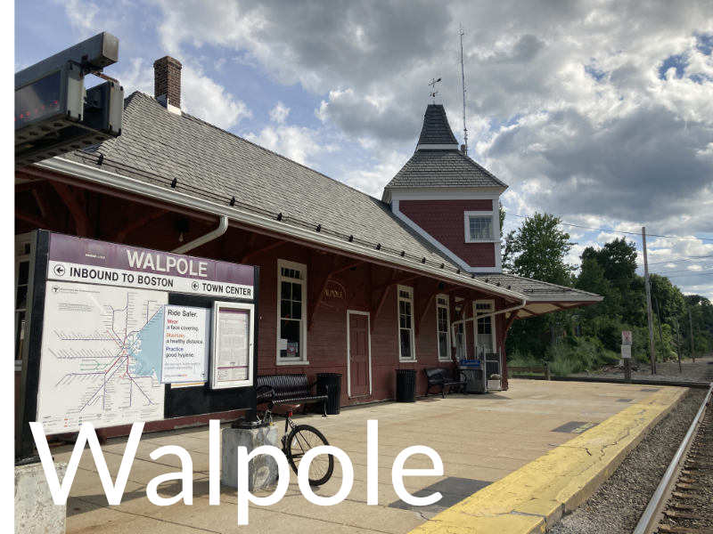 Walpole Train Station